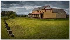 Roman town house (Hugh Stanton) Tags: community ruins roman wroxeter appickoftheweek