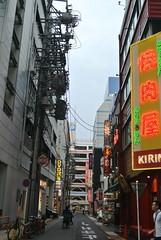 nagoya15666 (tanayan) Tags: town urban cityscape aichi nagoya japan nikon j1    road street alley
