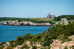 Jamestown (Hunt Conard) Tags: building cliff dwelling home house ocean park rockface sea seashore structure tree chathamcapecod ma