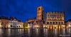 Stralsund Old Market Square (dleiva) Tags: panorama panoramic dleiva domingo leiva travel architecture dusk photography twilight church germany town hall horizontal stralsund mecklenburgvorpommern outdoors color image no people history built structure famous place destinations emotion illuminated facade worship atmospheric mood german culture