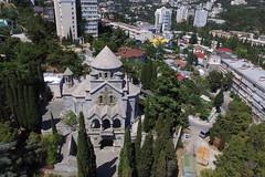 Yalta, S. Hripsime, aerial view, 2016.06.22 (03)