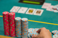Chip Stacks (World Poker Tour) Tags: worldpokertour wpt maintour wptborgatapokeropen season20162017 borgatahotelcasinospa atlanticcity nj usa