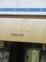 Little Gem Grocery Superior Street (kevin_in_bc) Tags: signs jamesbay cornerstores cornershops cornergrocerystores victoriavancouverislandcanada