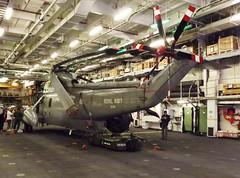 Sea King ZA126 on HMS Ocean L12 (2) @ Greenwich 10-05-15 (AJBC_1) Tags: uk england london boat ship unitedkingdom aircraft military greenwich navy vessel helicopter riverthames lph nato warship rn faa royalnavy fleetairarm britisharmedforces amphibiousassaultship navalvessel hmsocean l12 britishmilitary 849nas landingplatformhelicopter 849navalairsquadron seakingasac7 za126 dlrblog ajc
