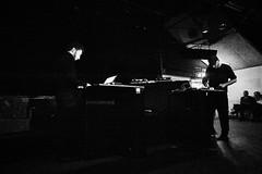 SANFILIPPO & KUTIN (IT/AT) (klubmoozak) Tags: vienna wien music austria experimental performance improvisation musik noise 75 impro experimentell electroacoustic newmusic fluc moozak klubmoozak markusgradwohl taftvegasat sanfilippokutinitat