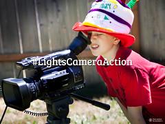 Flickr Friday: #LightsCameraAction (Flickr) Tags: flickrfriday lightscameraaction