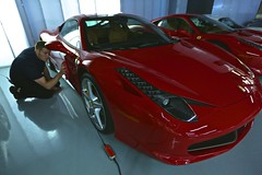 AMMO Creme Ferrari 458