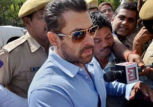 Salaman Khan gets 5 year jail sentence - #Court, #Hitandrun, #Salmaan - cinemababu