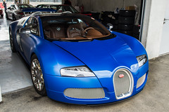 Bugatti Veyron Grand Sport (Patrick2703) Tags: blue cars sport austria grand bugatti spielberg supercars worldcars hypercars redbullring