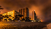 Trump Tower - Miami Sunny Isles (Dante Laurini Jr) Tags: beach night hotel sand florida miami sunny newport trump isles toweer