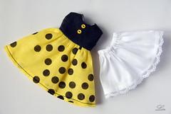 New blythe dress