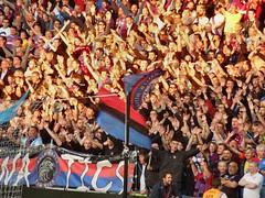Holmesdale Fanatics, London UK (Paul-M-Wright) Tags: park uk london football julian crystal 26 dundee soccer may palace match fans fc ultra versus ultras fanatics testimonial 2015 cpfc selhurst holmesdale speroni