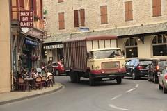 Unic MZ 84 CA (ekawrecker) Tags: france de tour route camion le alfresco francais lourdes aveyron poids laubrac lenergie nayrac