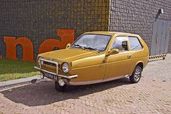Reliant Robin 850 MKI Saloon 1976 (6206) (Le Photiste) Tags: wow thenetherlands photographers explore