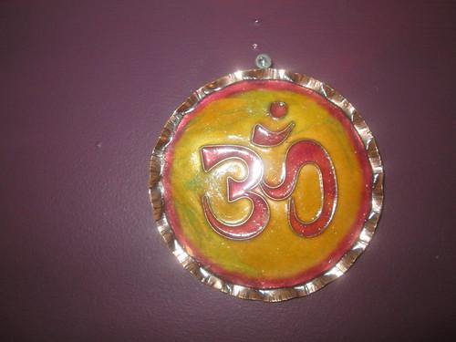 The OM (AUM) symbol
