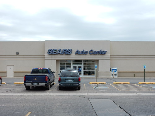 ... Garden City, Kansas · Sears Auto Center (Former Walmart)