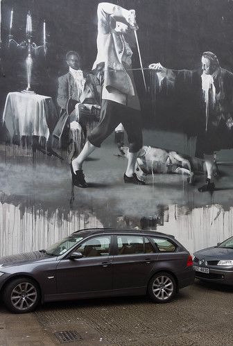 Street Art In Belfast [May 2015] REF-104692