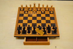 "Retro Chess Set • <a style=""font-size:0.8em;"" href=""http://www.flickr.com/photos/51721355@N02/18207739275/"" target=""_blank"">View on Flickr</a>"