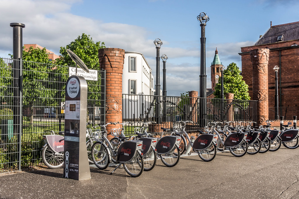 BELFAST BICYCLE SHARE SCHEME [NOW OPERATIONAL] REF-104838