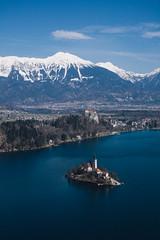 IMG_1587 ([ Ben ]) Tags: city lake mountains forest canon river waterfall europe slovenia alpine ljubljana bled 5d nexus 6p