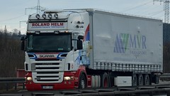 LV - Roland Helm >MVR< Scania R500 TL (BonsaiTruck) Tags: truck lorry camion roland trucks helm scania lastwagen lorries lkw mvr lastzug