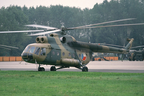 Mi-8T Czech Air Force