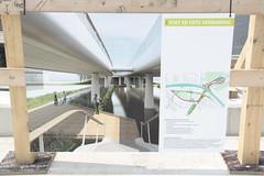 Maximabrug-594 (leoval283) Tags: architecture river concrete construction roads viewing architectuur alphenaandenrijn alphen bezichtiging ouderijn dagvandebouw maximabrug maximabridge