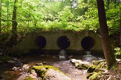 ND Drainage Stream (michael_orr25) Tags: longexposure rocks stream nd neutraldensity