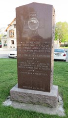 Waukesha County Spanish-American War Monument (Waukesha, Wisconsin) (courthouselover) Tags: wisconsin waukesha wi waukeshacounty spanishamericanwarmemorials spanishamericanwarmonuments milwaukeemetropolitanarea