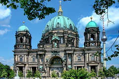 Berlin Cathedral (gerard eder) Tags: world city travel berlin germany deutschland europa europe cathedral kathedrale ciudades alemania stdte reise