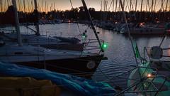 EMK (Antti Tassberg) Tags: sunset sea sun sport night espoo dark lowlight sailing nightscape sundown yacht offshore microsoft regatta xl meri y sailingboat 950 auringonlasku emk aurinko lumia purjevene purjehdus haukilahti alandia suursaarirace pureview iphoneography lumia950 lumia950xl