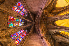 Abside de la Catedral de Santa Maria (Alfredo.Ruiz) Tags: canon catedral santamaria alava vitoria abside 14mm samyang eos6d alavavision