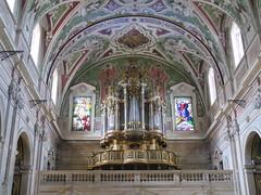 Lissabon rk kerk Baixa Orgel (Arthur-A) Tags: portugal church catholic lisboa lisbon kirche organ lissabon kerk eglise orgel katholiek