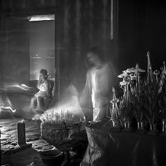 _MG_1504 Offer (otaphoto1) Tags: light people night temple cambodia child spirit smoke magic angkorwat offer incense sacrifice offertory canon70d otaphototours