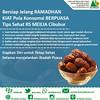 Berpuasa #sehat #Ramadhan #puasa #ibadah #suci #rsmeilia #cibubur #depok #cileungsi #bekasi #bogor #Jakarta (yudhihertanto1) Tags: rsmeilia bogor cileungsi suci bekasi sehat cibubur ibadah depok puasa ramadhan jakarta