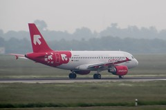 D-ABGS Dusseldorf 30 May 2016 (ACW367) Tags: airbus dusseldorf airberlin a319 dabgs