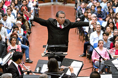 MX MM BANDA SINFNICA EN LA UAM-X (Fotogaleria oficial) Tags: mxico musica uamx huapango cdmx bandasinfonica patriciaalfaro antoniorivero