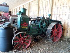 DawsonCkWWPV24 (alicia.garbelman) Tags: canada creek dawson farmmachinery pioneervillage walterwrightpioneervillage