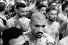 MADRID-Orgullo2016-(b&w) (ikimilikili-klik) Tags: madrid boy bw espaa byn spain noiretblanc pride bn prideparade prideday espagne orgullo 50mmf14d fiert nikkor50mm d700 nikond700 harrotasuna pride2016 prideinmadrid