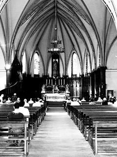 Nouméa, Cathédrale St Joseph