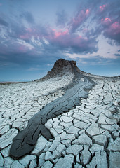 eruption (crossland_alan) Tags: sunset texture canon baku azerbaijan volcanoes efs1022mm gobustan mudvolcanoes 70d