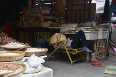 Vietnamese siesta (Huey Yoong) Tags: sleeping summer ancient asia southeastasia market streetphotography unescoworldheritagesite vietnam hoian historical napping local resting indochina sundry redsandals travelphotography ancientcity peoplephotography centralvietnam nikond600 nikkor28300mmvr
