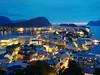 Ålesund, Norway (TakeJet999) Tags: pentax q q7 norway alesund ålesund ノルウェー オーレスン hjørund