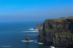 Cliffs of Moher (Toni Doyle) Tags: atlantic cliffs cliffsofmoher coclare ireland beautifulireland