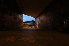 IMG_9799 (AndyMc87) Tags: bahnhof graffiti brckenkopf nacht outdoor mainz kastel langzeitbelichtung tunnel unterfhrung brcke 160