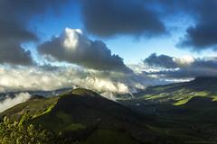 Kolukkumalai - A dream land (Ajith Aju) Tags: kolukkumalai munnar kerala mountain clouds green sky blue india landscape offroad travel canon
