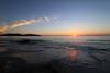 Cala Millor Sunrise (Mallorca) (Jasmine'sCamera) Tags: mallorca beach sunrise water sea ocean sky sun orange blue rocks cala millor calamillor