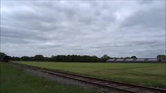 MBS Steamlocomotive N 152 with a tourist train to Boekelo. (Franky De Witte - Ferroequinologist) Tags: de eisenbahn railway estrada chemin fer spoorwegen ferrocarril ferro ferrovia