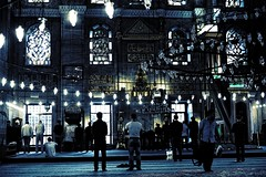 times for prayer (akabolla) Tags: turkey istambul moschea turchia preghiera