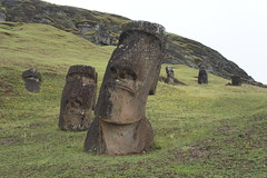 Easter Island, Chile, April 2015